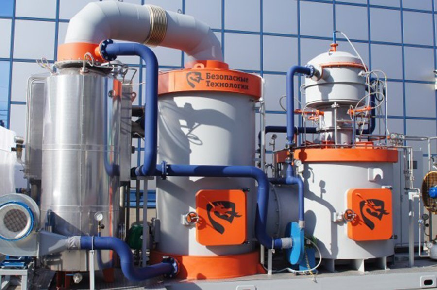 Утилизация и рециклинг отходов